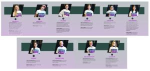 De tio F/activisterna