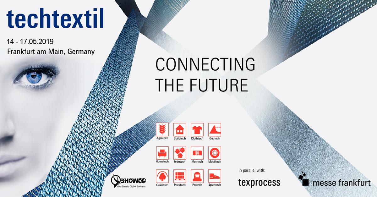 Techtextil – branchmässa
