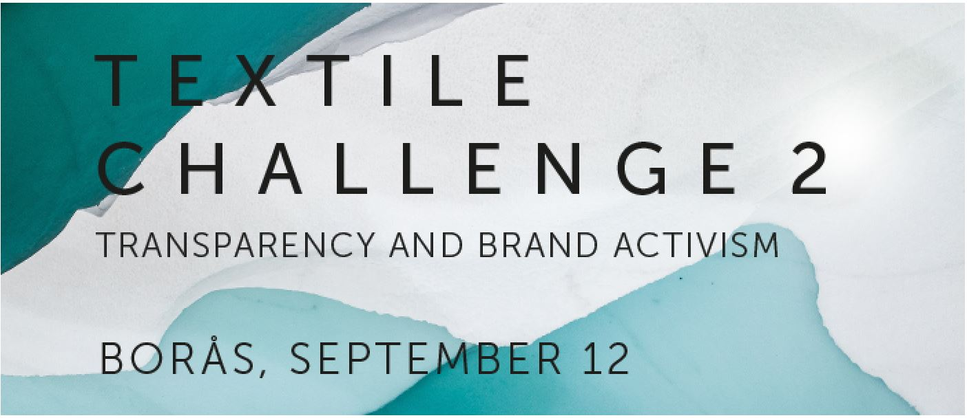 Textile Challenge 2 – Transparency and Brand Activism