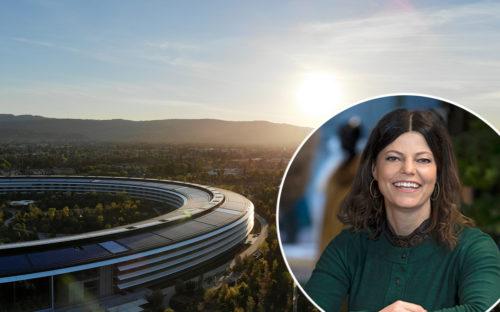 Susanne Nejderås, Smart Textiles, och Apple Park