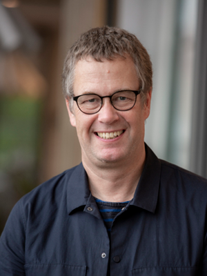 Porträttbild på Mats Johansson