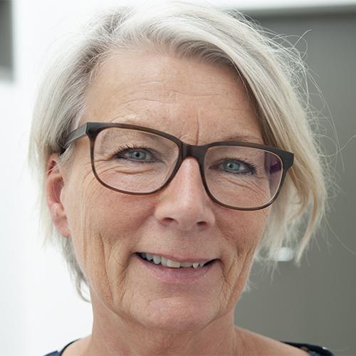 Ellinor Niit, innovatör kopplad till Smart Textiles, Science Park Borås, Högskolani Borås