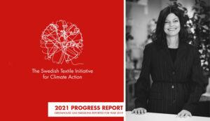 Susanne Nejderås, Smart textiles/Textile & Fashion 2030